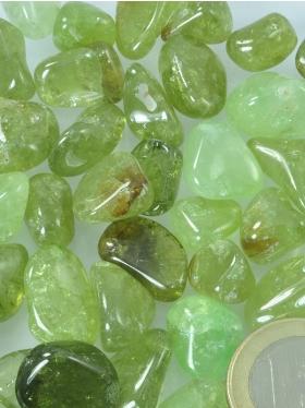 Grossular (Granat) Trommelsteine, VE 20 g