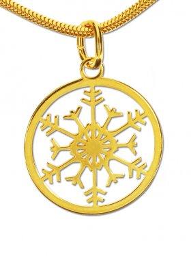 925 Silber vergoldet