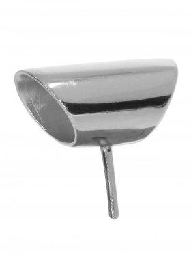 Rohr mit Stift, 925 Silber