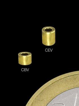Rohr (zum Quetschen), ø 2/L 1,5 mm (innen-ø 1,5)