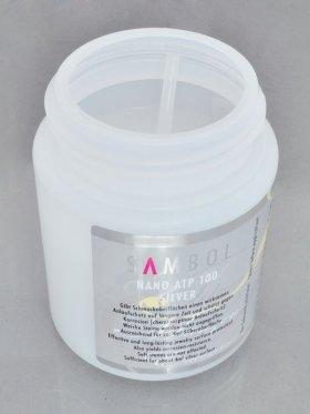 Sambol Nano-ATP 100 Silver, Anlaufschutz - Tauchbad mit Pflegetuch