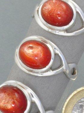 Sonnenstein, Ring, verschiedene Größe - 57
