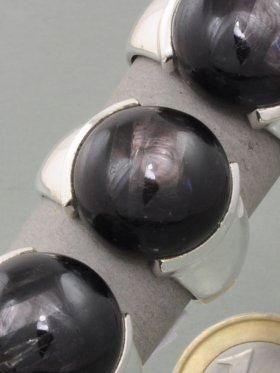 Hypersthen, Ring, verschieden Größen