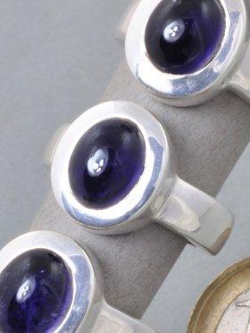 Iolit, Ring, Größe 55