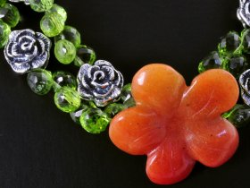 Flower-Collection, Kette No. 1