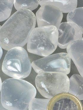 Girasol (Kristall-Opal) Trommelsteine, VE 250 g - L