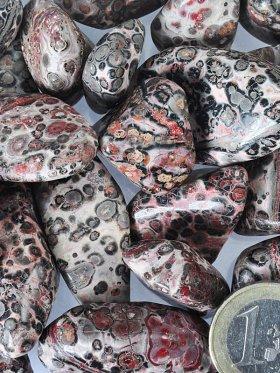 Leopardenstein, Trommelsteine, VE 250 g - M