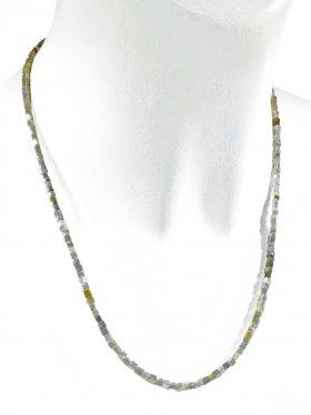 Diamant, Würfel Strang 2-3 mm, Unikat