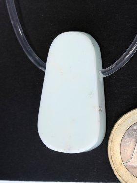 Opal aus Bosnien, Anhänger gebohrt, Unikat