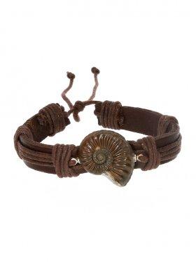 Pleuroceras aus Bayern, Armband, Unikat