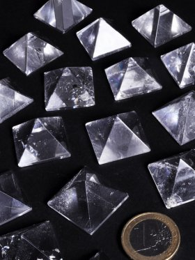 Bergkristall, Pyramide mini