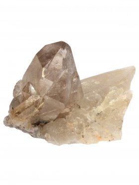 Rutilquarz, Mineralien Stufe aus Brasilien, Unikat