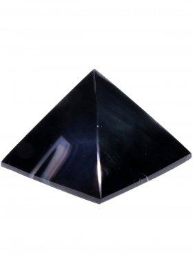 Achat Pyramide aus Brasilien, Unikat