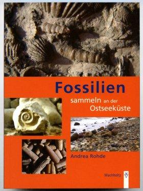 """""""Fossilien sammeln an der Ostseeküste"""" - A. Rohde, Buch"""