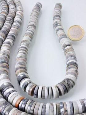 Picasso-Marmor, Disc ø 12 mm, Strang