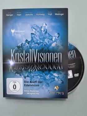 """""""Kristallvisionen - Die Kraft der Edelsteine"""", DVD - VE 1 St."""
