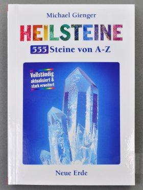 """Buch """"Heilsteine - 555 Steine von A bis Z"""" von Michael Gienger"""