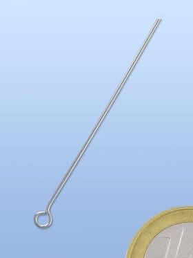 Ösenstift (Kettelstift), 925 Silber