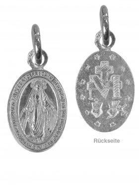 Symbol Madonna small, 925 Silber