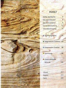 """""""Gesteine & Minerale"""" - M. Price & K. Walsh, Buch"""