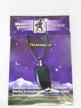 Sternstein Wassermann, Falkenauge mit Öse