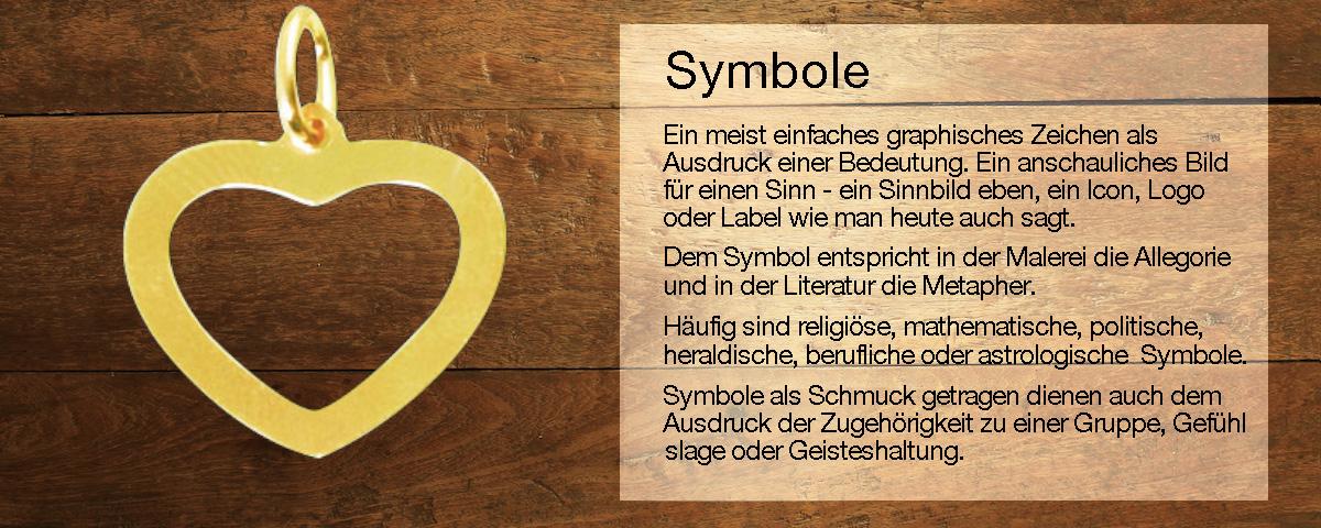 Das Herz, universelles Symbol für die Liebe